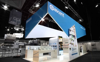 20x20 trade show displays by E&E Exhibit Solutions