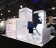 New York trade show rentals by E&E Exhibit Solutions.