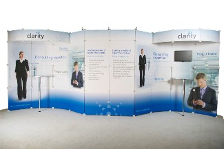 Custom Modular Displays by E&E