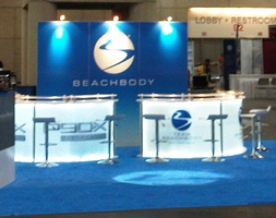 Trade show Display counters