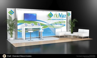 San Jose trade show rentals by E&E Exhibit Solutions