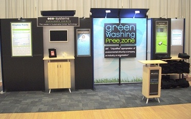 Trade Show Booth Design Ideas sci trade show booth design Green Displays