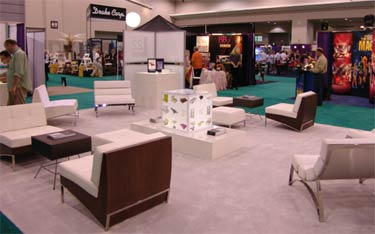 Tradeshows Can Get Crowded And Confusing Turn Your Space Into A Welcoming Oa