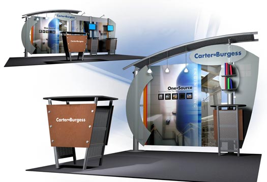 E&E Exhibit Solutions launches Novo Displays custom modular display system