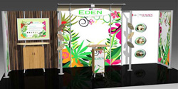 Green display line now available at E&E Exhibit Solutions