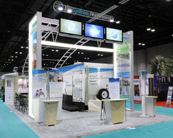 Portable Trade Show Displays Lead the Trends in 2009