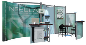 Pop up Display Booth Upgrades