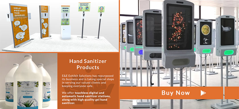 Hand Sanitizer Station Buy Now